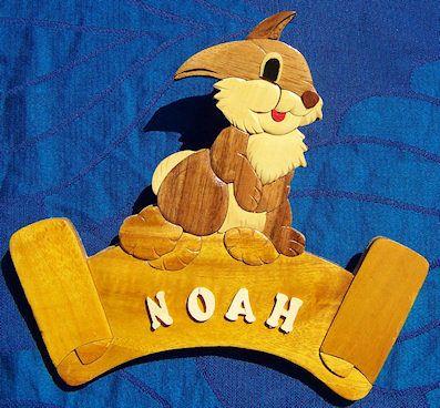 Plaque de porte avec pr nom en bois petites annonces b b enfant c rilly - Plaque de porte prenom ...